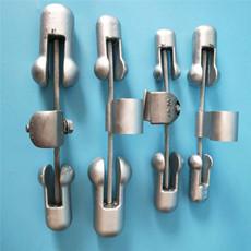 20防震锤价格  OPGW-24B1-50光缆防震锤 预交式防震锤