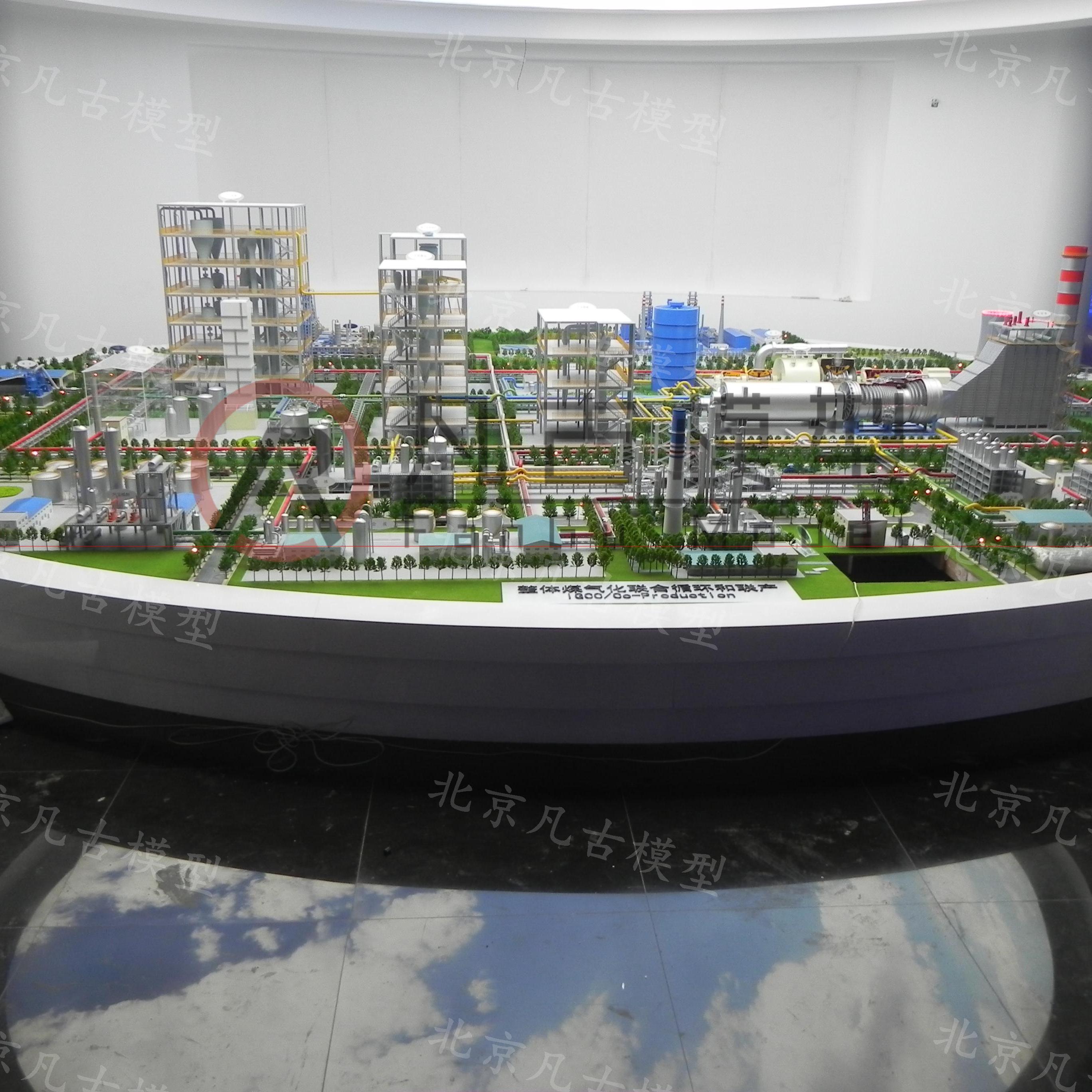 北京凡古模型制作电力系统模型 高精工业模型