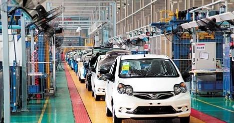 比亚迪 开创新能源汽车发展之路