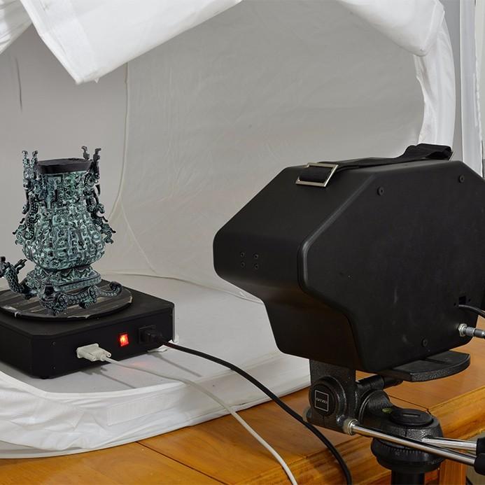 武汉中观自动化AScan系列智能蓝色结构光三维扫描仪