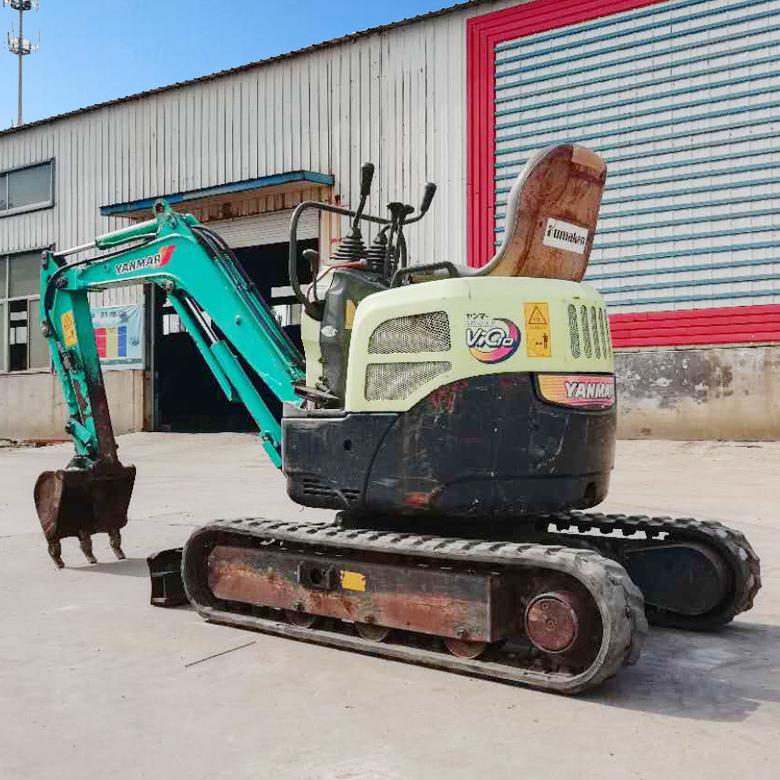吉林地区洋马二手迷你挖掘机低价转让    二手挖机交易网站