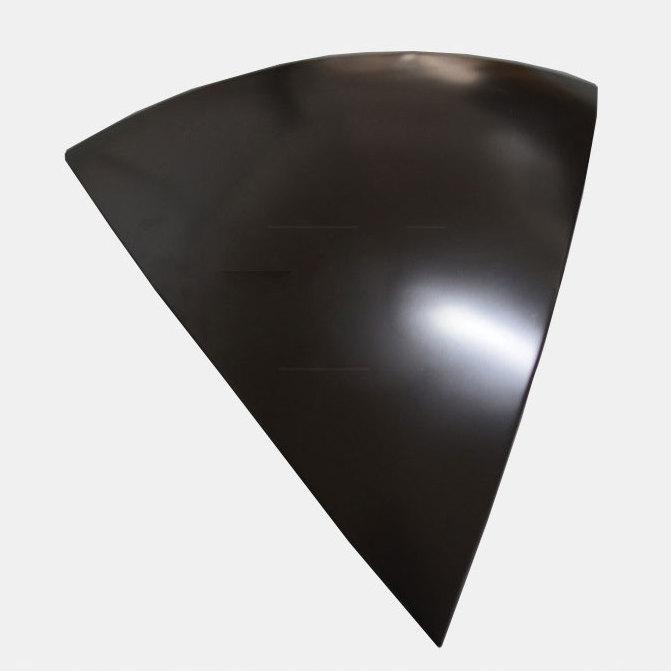 广东佛山厂家直销3.0mm双曲铝单板