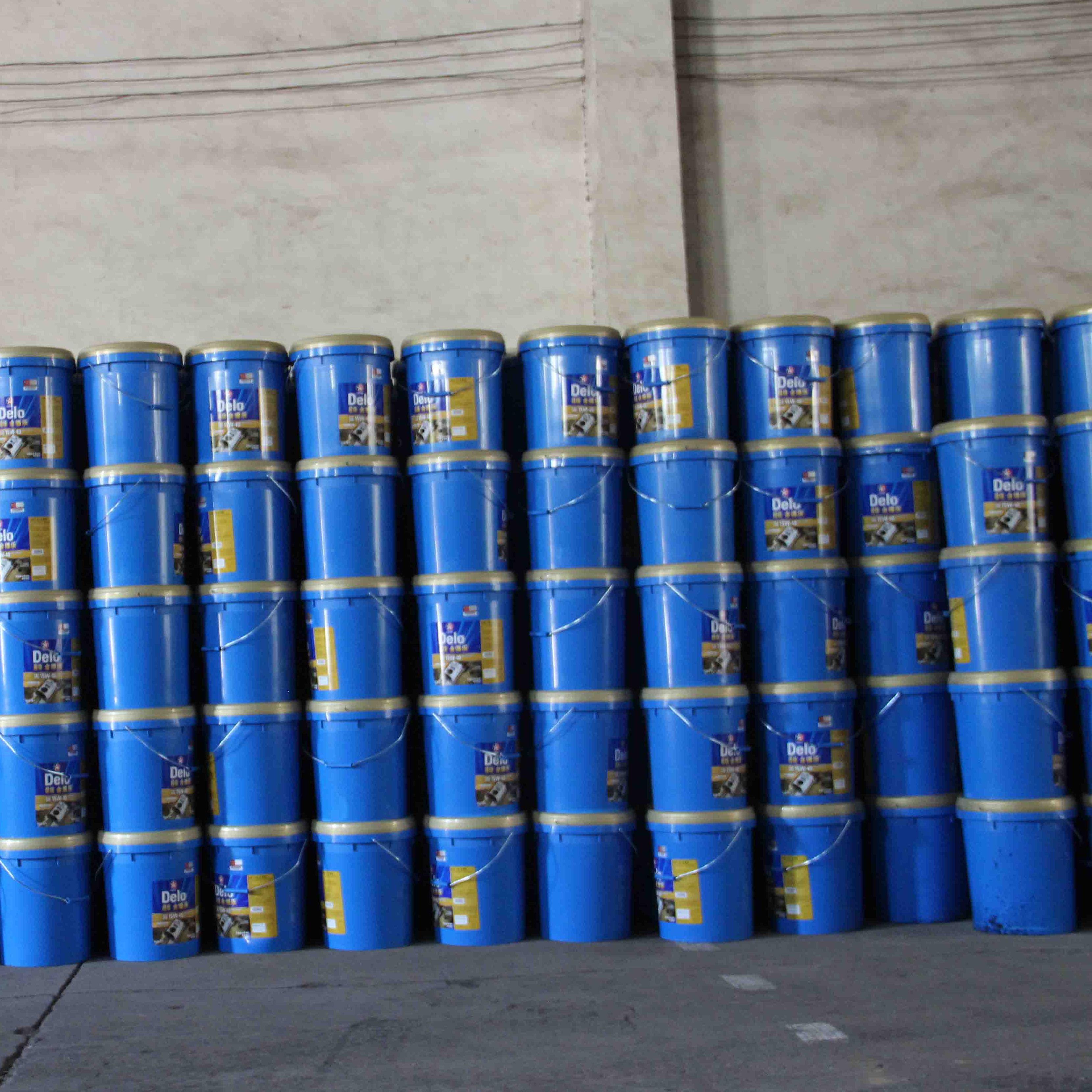 加德士潤滑油超級金德樂CI-4 15W-40柴機油