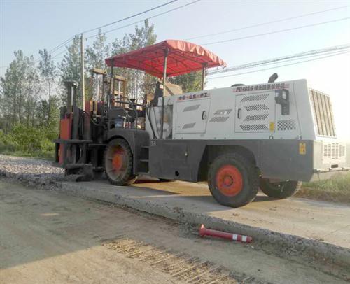 安徽强建(图)、水泥路面碎石化机械、安徽碎石化机械