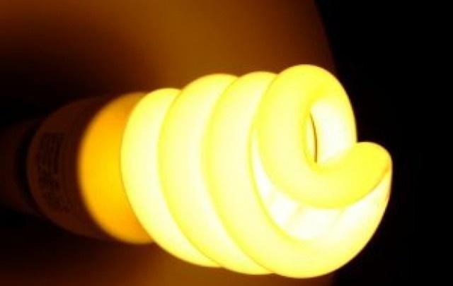 荧光灯的灯具效率不计算反向光