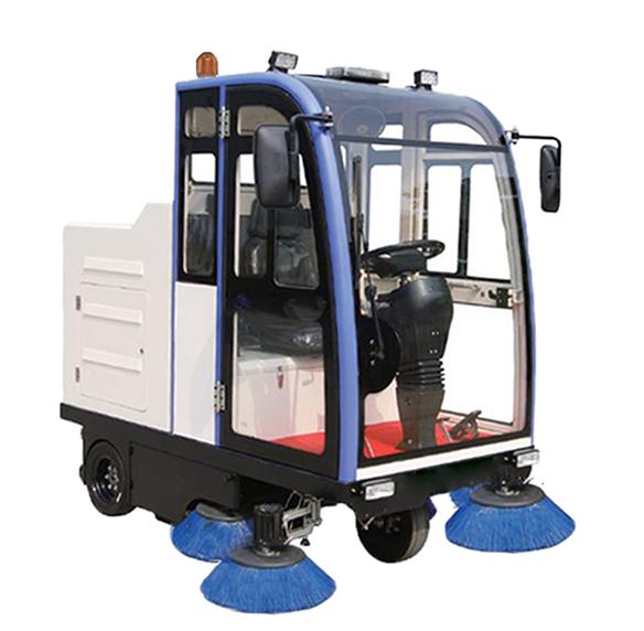 电动扫地车电动扫地机扫地机厂家陕西普森扫地机环卫扫地车PS-J1860CF