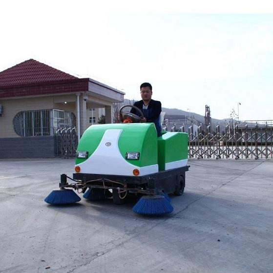 陕西普森环保智能吸尘清洁车