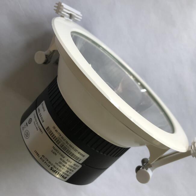 飞利浦LED嵌入式筒灯DN390B LED6W PSU
