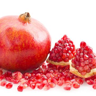 河阴石榴 新鲜水果 现货 红宝石水果 12颗