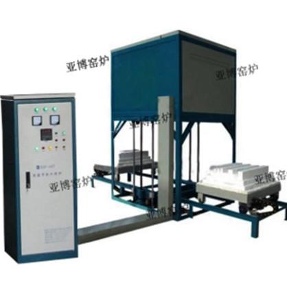 供应上海 双推车丝杠升降电炉,炉参数价格