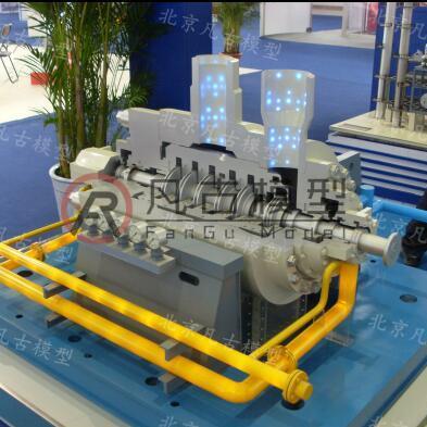 石家庄 工程机械模型 装备模型  动态模型