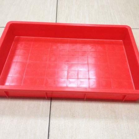 河池塑料方盆物流箱制造商