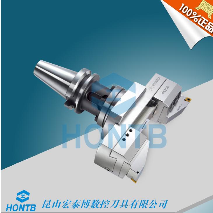 供应台湾RBH200以上大径2刃粗塘刀   BST刀柄  BT50-RBH300-445