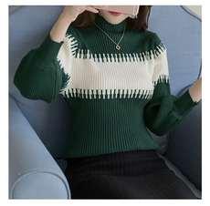 优质女式毛衣|针织上衣打底衫|中高档品牌折扣女装库存批发