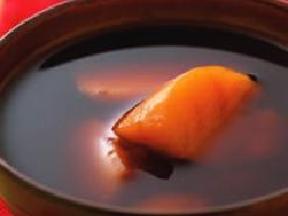姜汁蕃薯汤