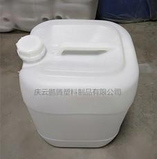 25公斤塑料桶白色25kg塑料桶膠桶