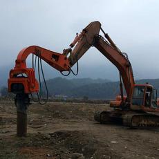 沃尔沃480挖掘机打桩机打桩臂厂家