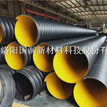 晋城SN10钢带波纹管 钢带螺旋波纹管安全施工