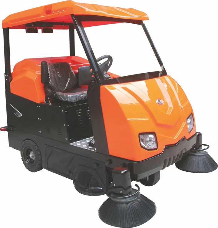 扫地机驾驶式扫地机大型扫地车电动清扫车厂家直销