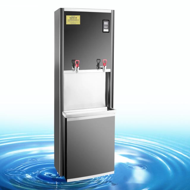 双开全自动高端商务步进式开水器五级过滤开水器厂家直销