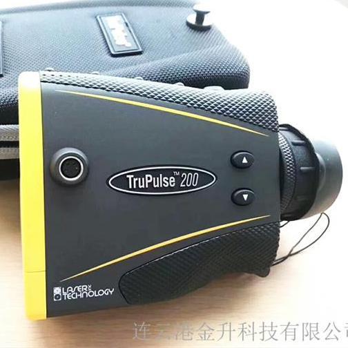 新款美国图帕斯200 Trupulse200激光测距仪