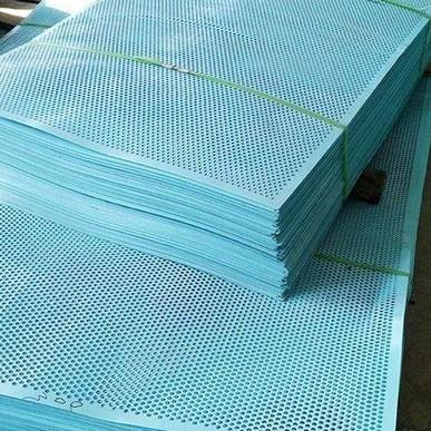 爬架网厂家直销蓝色爬架防护网 建筑安全外围爬架网片
