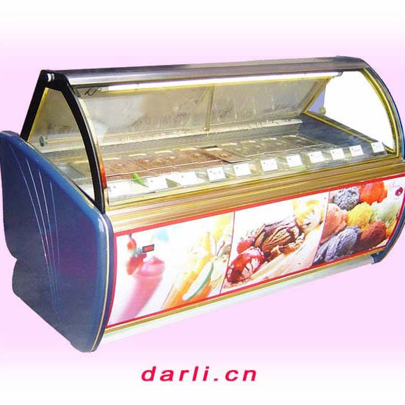 冰激凌展示冷柜