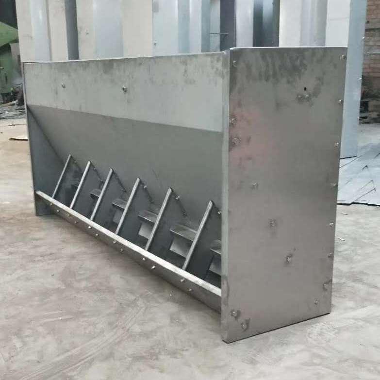 厂家供应猪用育肥料槽喂猪食槽喂食槽采食槽干净卫生