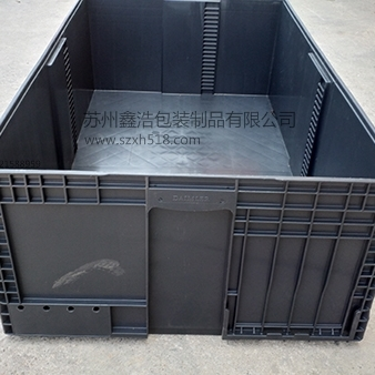 奔驰物流箱 VDA认证塑料筐选择苏州鑫浩工厂