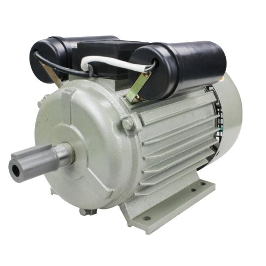 供应 单相电动机220v小型马达0.75 1.5 2.2kw家用两相全铜电机国标