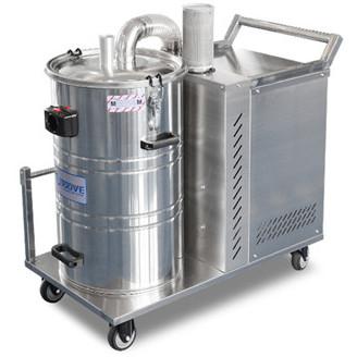 不锈钢坚固型工业吸尘器拓威克可定制型工业吸尘器