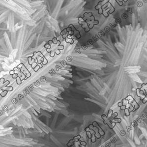 长湖纳米 产品规格  直径40~80nm 长度1~2微米  氢氧化铜纳米线;纳米氢氧化铜棒