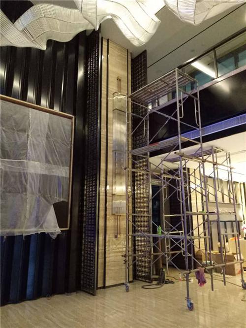 不锈钢屏风生产厂家 云南不锈钢屏风 征顺金属(在线咨询)