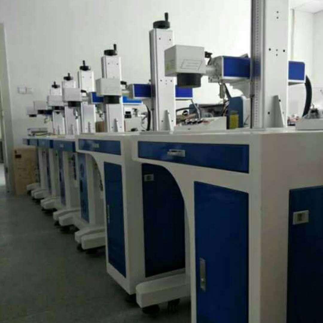 姜堰 扬州 泰州光纤激光打标机 盐城端泵激光打标机LOGO机