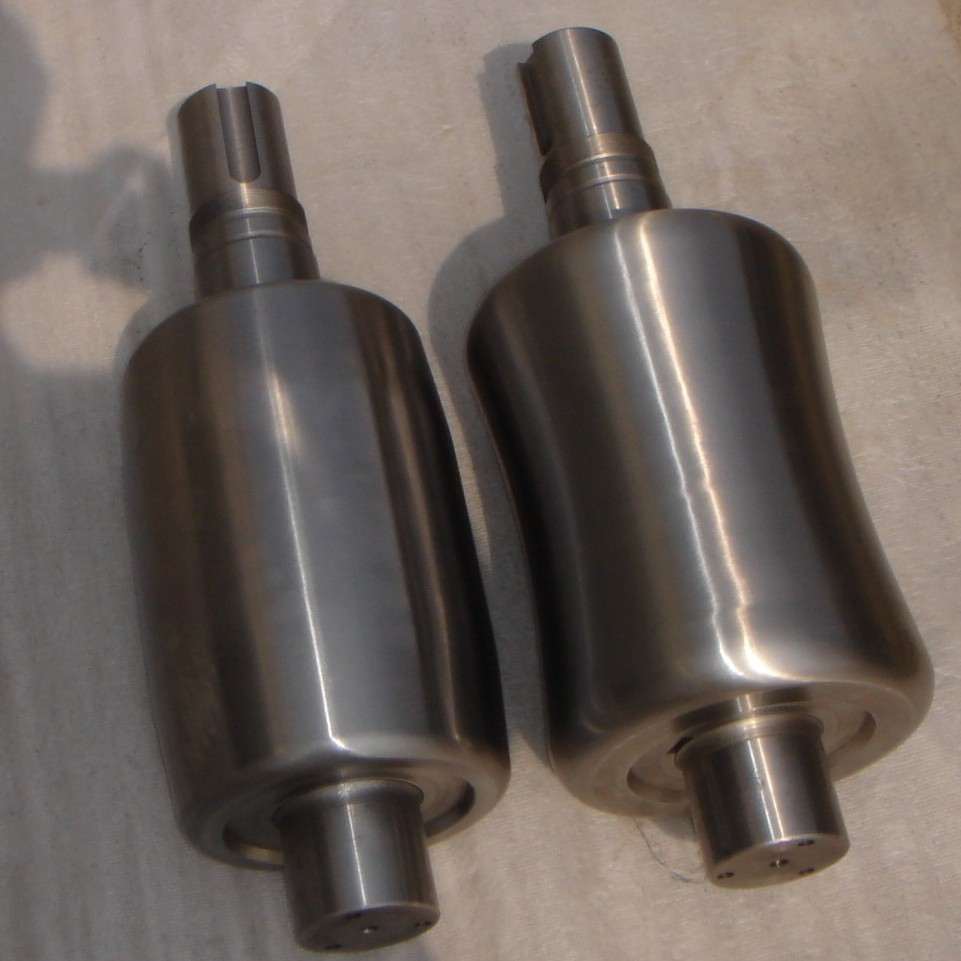 烟台校直机矫直辊旋力轧辊耐磨两辊矫直辊厂家直销