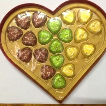 高档巧克力包装  定制加工 食品吸塑包装