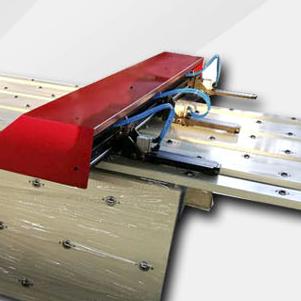 数控剪板(前)送料机