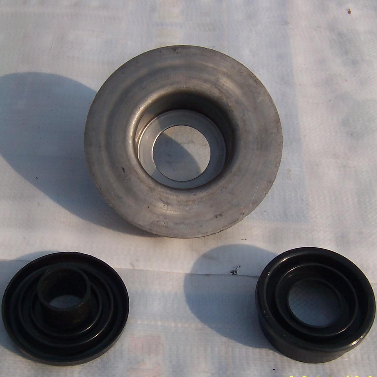 轴承座 托辊密封圈 冲压托辊轴承座 加工多种配件