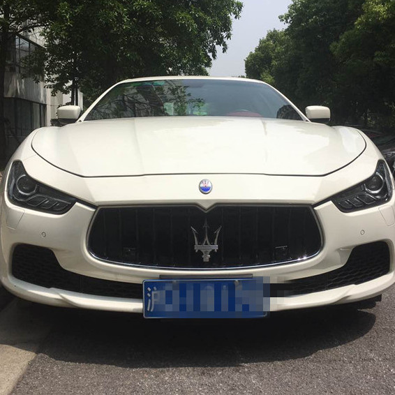 上海闵行出租玛莎拉蒂主婚车 帕拉梅拉婚车 保时捷开道车