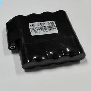 12V 4400MAH 保暖服电池 电热发热服装电池 配开关 充电器