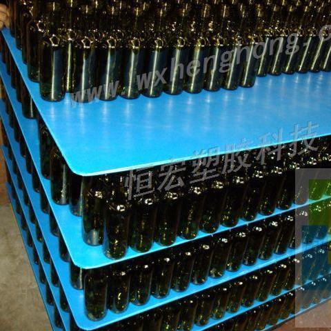 苏州PP中空板 太阳能光伏垫板 PP中空板隔板 塑料瓶托