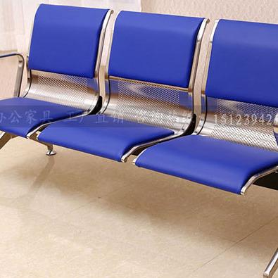 排椅 机场椅 医院等候椅输液椅 候诊椅 不锈钢公共座椅 连排椅
