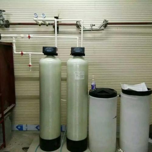 化工厂8吨每小时锅炉内有水垢用前置软化水设备售后有保障 物美价廉