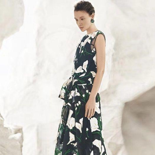 专柜一线品牌折扣女装时装精品尾货货源紫馨源大量批发