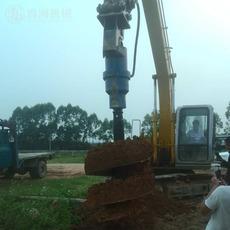 钻机生产厂家地基工程用BZ25000螺旋钻机
