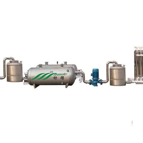 舒得SD-UF-C-060大型地下水过滤净化设备自来水厂地下水处理设备