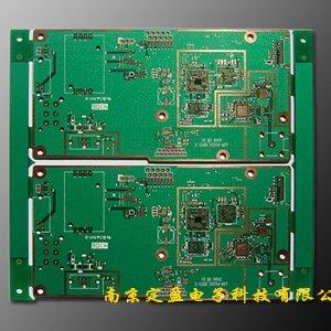 多层电路板生产