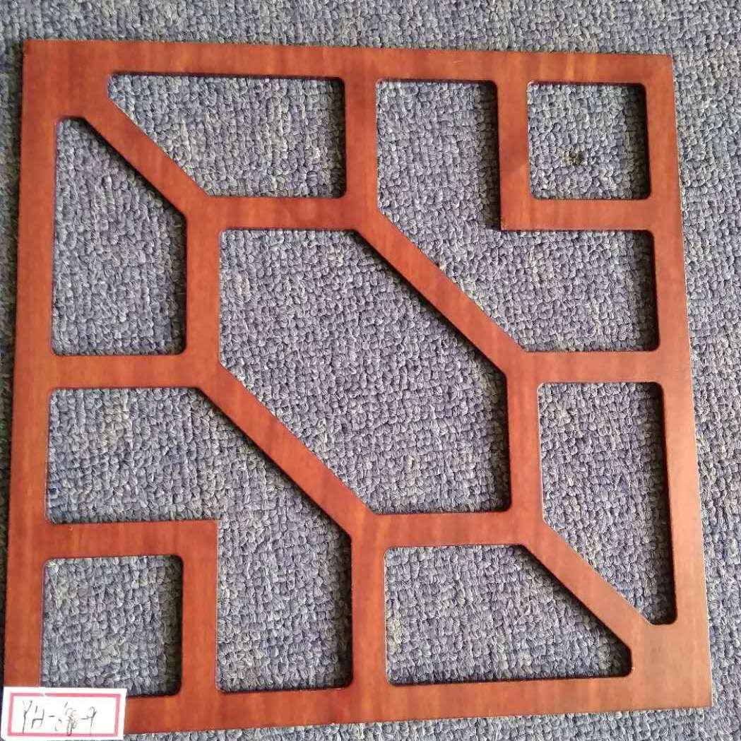 专业定制镂空铝板 雕刻铝合金板 雕刻铝屏风隔断