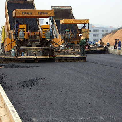 深圳柏油路面施工厂家 旧城改造柏油路施工