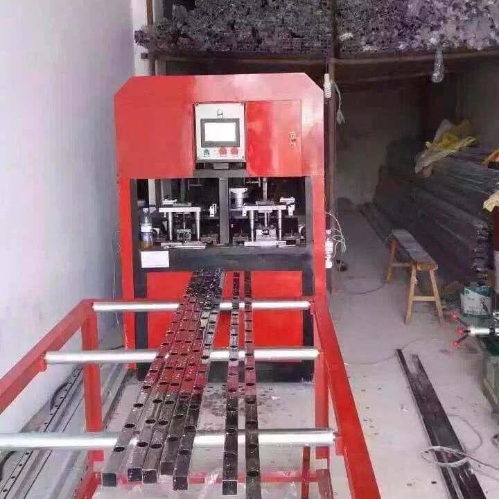 不锈钢防盗网数控冲孔机厂家